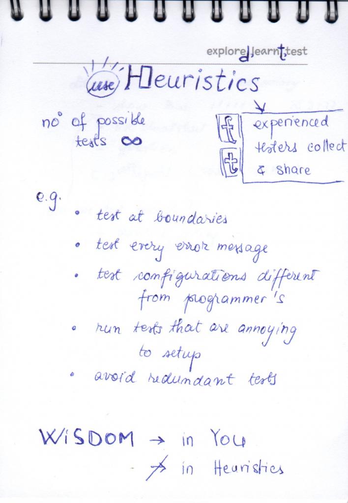 Lesson 38 - Heuristics